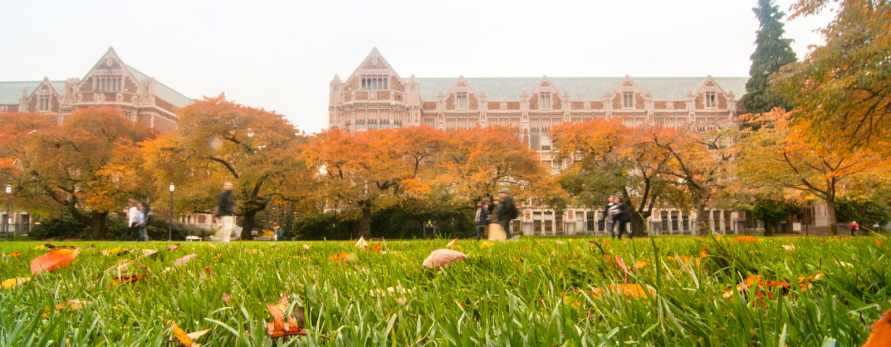 Autumn on the Quad