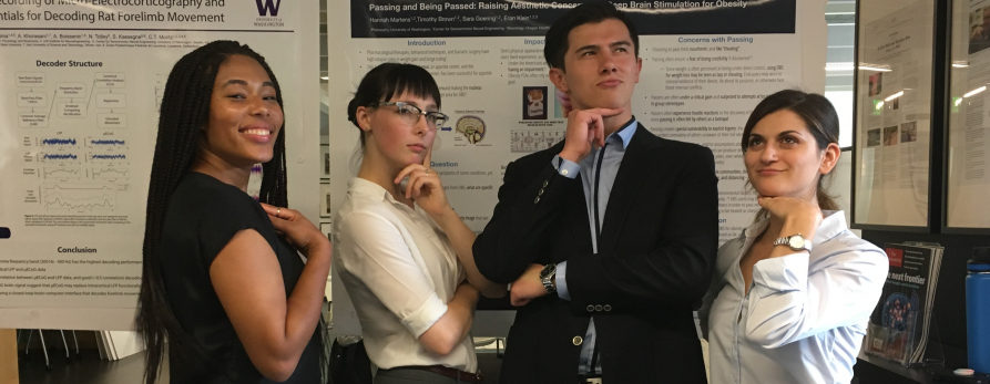 Neuroethics summer research assistants