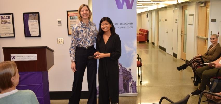 Bonderman Travel Fellowship: Angelia Miranda