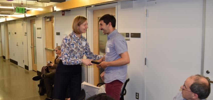 Pamela Saari Research and Workshop Grant: Ben Feintzeig
