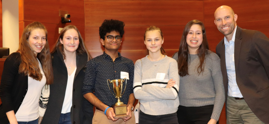 Cheif Sealth High School - 1st Place