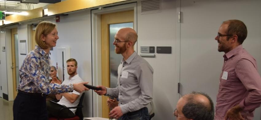 Robinson Faculty Initiative Grant: Colin Marshall and Ian Schnee