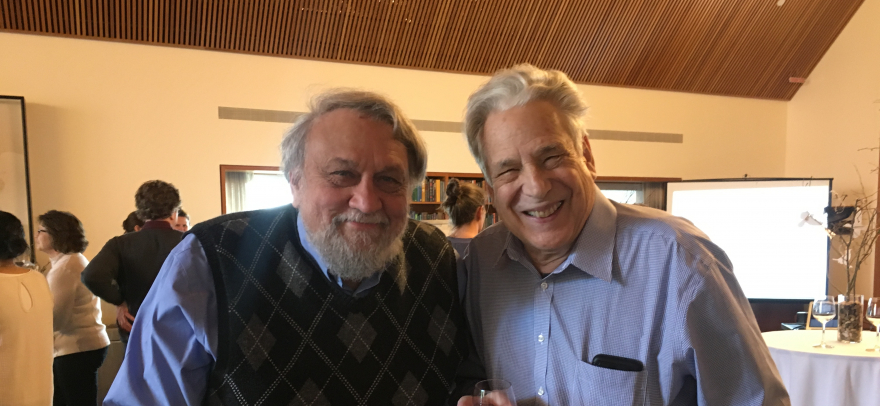 Ron Moore and Marc Cohen