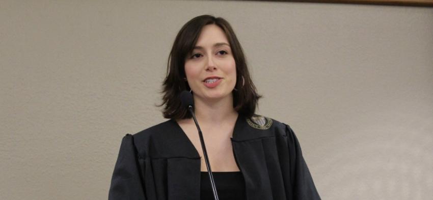 Philosophy Graduation 2018