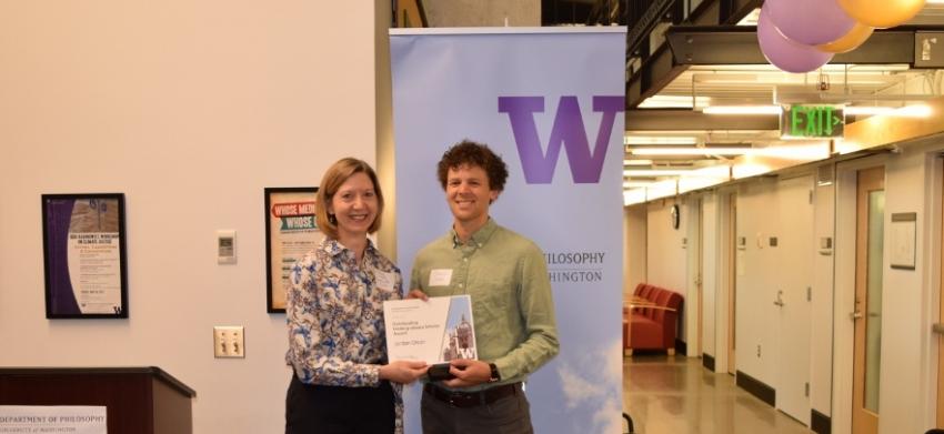 Outstanding Undergraduate Scholar Award: Jordan Olson