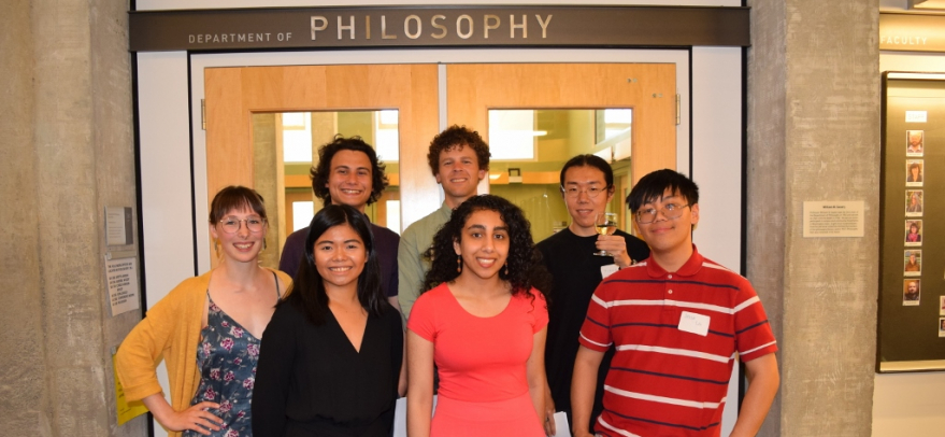 Undergraduate Award Winners