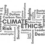 Climate Ethics World Cloud
