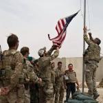 A handover ceremony as U.S. troops prepare to leave Afghanistan. Afghan Ministry of Defense Press Office via AP