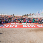 Attendees of the 2016 United Nations Climate Conference in Marrakech, Morocco. CREDIT: UN Climate Change (CC).