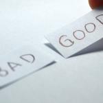Bad-Good Text