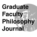 Graduate Faculty Philosophy Journal