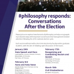 #philosophyresponds : Conversations After the Election