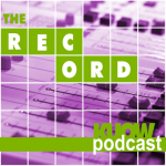 The Record Logo