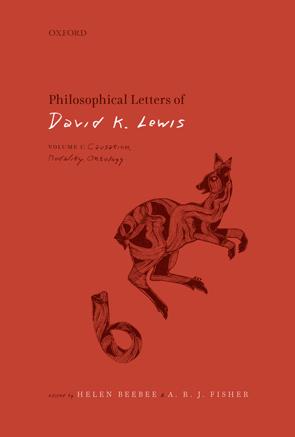 Lewis Letters volume 1