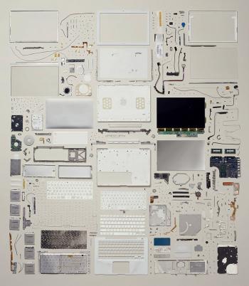 Laptop Computer by Todd McLellan