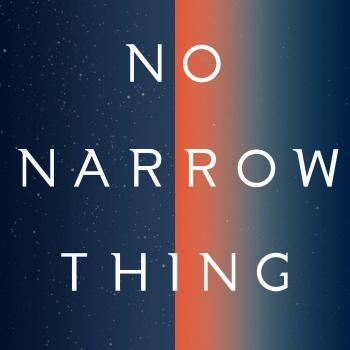 No Narrow Thing podcast logo