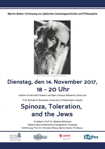 Spinoza, Toleration and The Jews