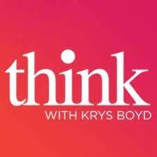 Think with Krys Boyd logo