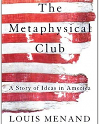 The Metaphysical Club Cover