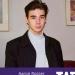 Outstanding Undergraduate Scholar Award: Aaron Rosser