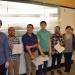 Award Winners: Phoenix Youngman, Paul Tubig, Alex Lenferna, Ben Feintzeig, Julio Covarrubias Cabeza, Michelle Pham, and Jonathan Pry