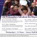 UW Philosophers talk about the Migration Crisis