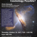 How is Scientific Cosmology Possible? Poster