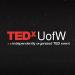 TEDxUofW logo