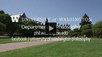 Vimeo link to UW Department of Philosophy - Why Philosophy