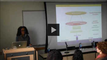 YouTube link to Birth Outcomes Among African American Women Over the Life Course