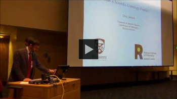 "YouTube link to ""How is Scientific Cosmology Possible?"" - Professor Chris Smeenk"