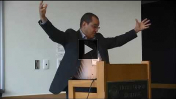 "YouTube link to ""Immigration, Human Rights, and Critical Theory"" Amos Nascimento"
