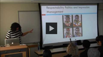 YouTube link to Death by a Thousand Cuts: The Health Implications of Black Respectability Politics